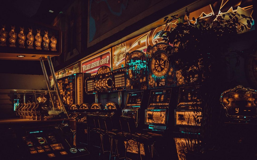 Our Picks of Horror Slot Games